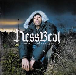 """Nessbeal """"La Mélodie des briques"""" Double vinyle gatefold"""