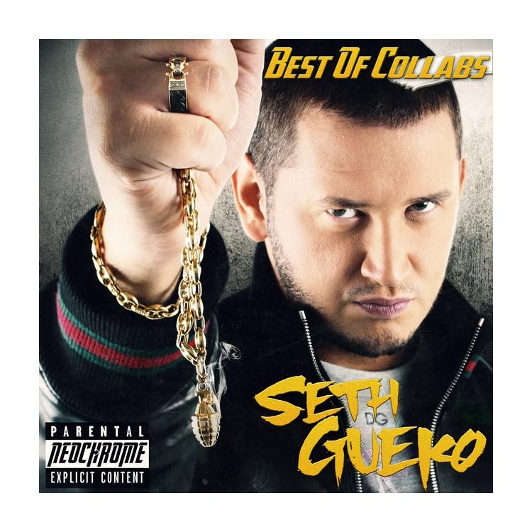 "Seth Gueko "" Best of collabs"" Double Vinyle"