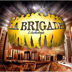 "La Brigade ""Anthologie"" cd digipack"