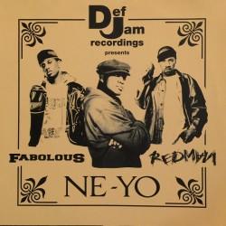 """Def Jam presents """"Fabolous Ne-yo Redman"""" Vinyle"""