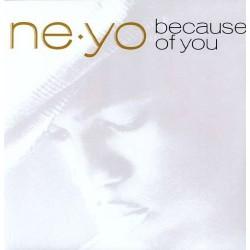 "Ne-yo ""Because of you"" Double Vinyle"