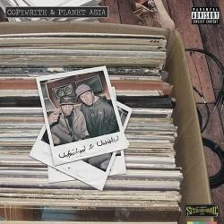 """Copywrite & Planet Asia """" Unfinished & untitled"""" Vinyle"""