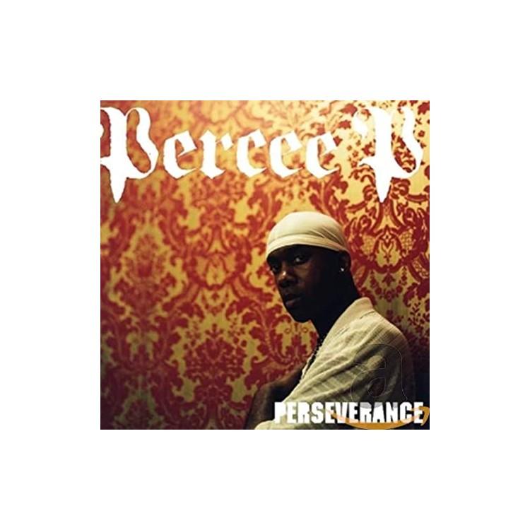 """Percee P """"Perseverance"""" Double Vinyle"""