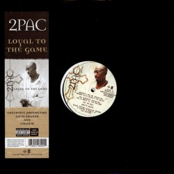 """2Pac """"Loyal to the game"""" Double Vinyle"""