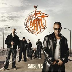 "IAM ""Saison 5"" Double vinyle"