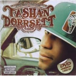 """Tashan Dorrsett """" Fidelity Bravery Integrity """" Double Vinyle"""