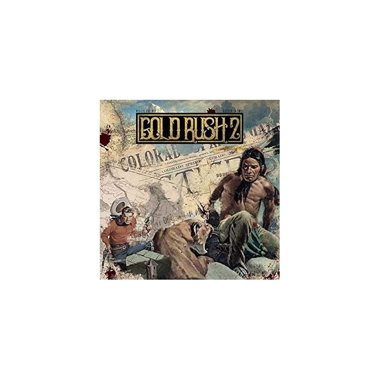 """Klever Skemes & the kids """" Gold Rush 2 """" Vinyle"""