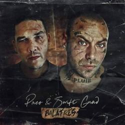 "Swift Guad & Paco ""Balafrés"" CD plexi"