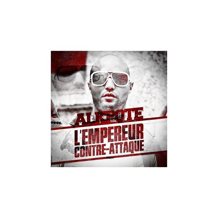 """Alkpote """"Empereur contre attaque"""" cd"""