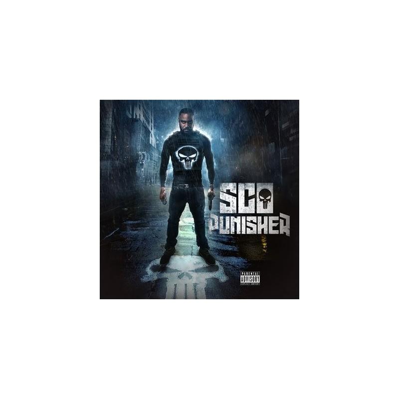 """Brasco """"Sco Punisher"""" CD digipack"""