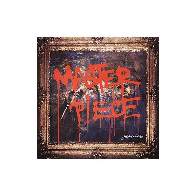 "Swift Guad x Mani Deïz ""Masterpiece"" vinyle"