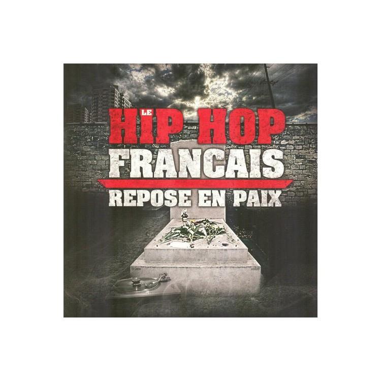 Le Hip-Hop Français Repose en Paix cd plexi
