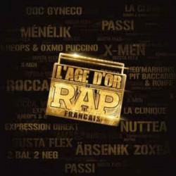L'Age d'or du rap Français Double Vinyle