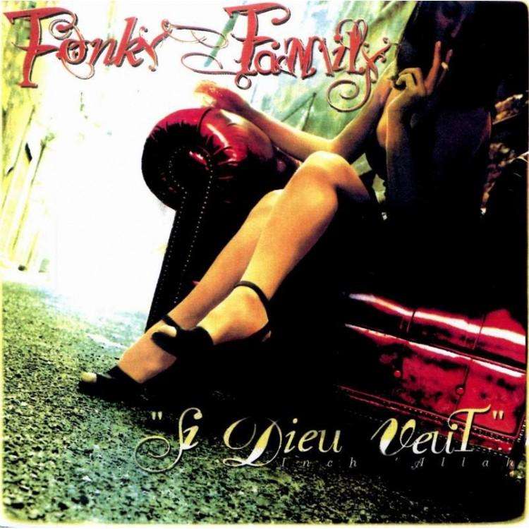 """Fonky Family """"Si Dieu veut..."""" Double vinyle"""
