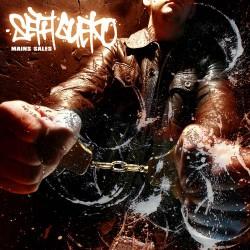 "Seth Gueko ""Mains sales"" CD plexi"