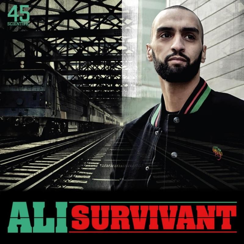 """ALI """"Survivant"""" Vinyle édition limitée"""