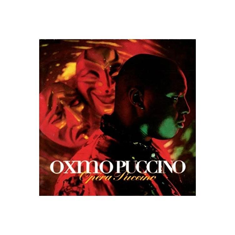 """Oxmo Puccino """"Opéra puccino"""" CD plexi"""
