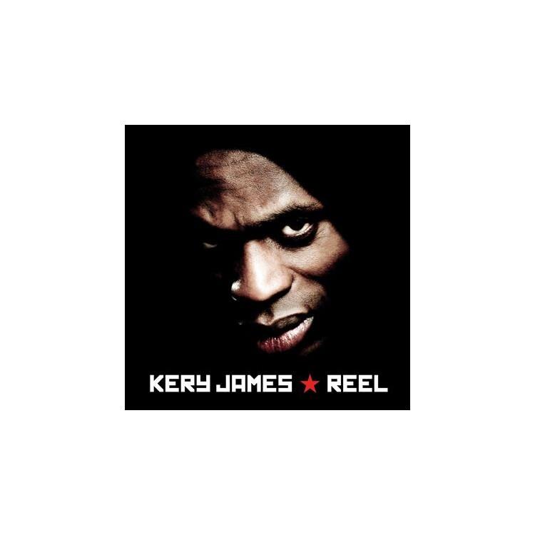 """Kery James """"Reel"""" CD plexi"""