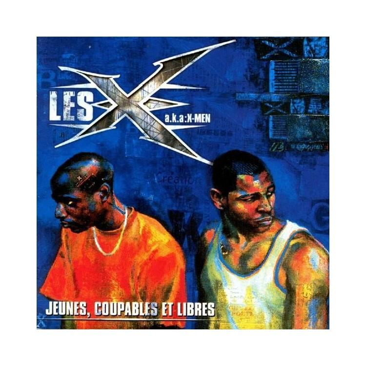 """X-MEN """"Jeunes, Coupables et libres"""" Double Vinyle DEDICACE"""