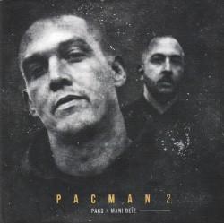 "Paco x Mani Deiz ""Pacman 2"" Vinyle DEDICACE"