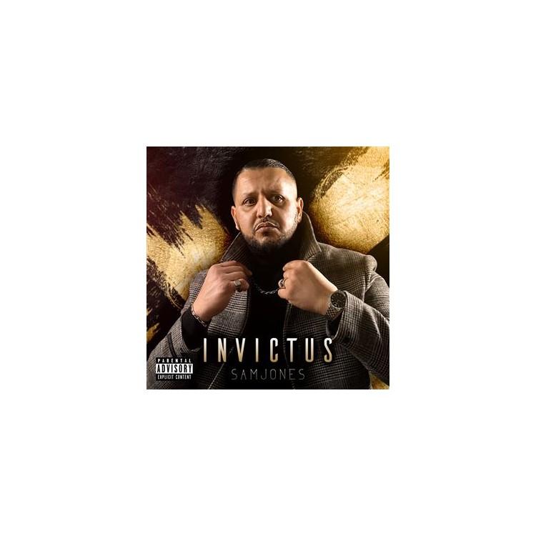 """Samjones """"Invictus"""" cd"""
