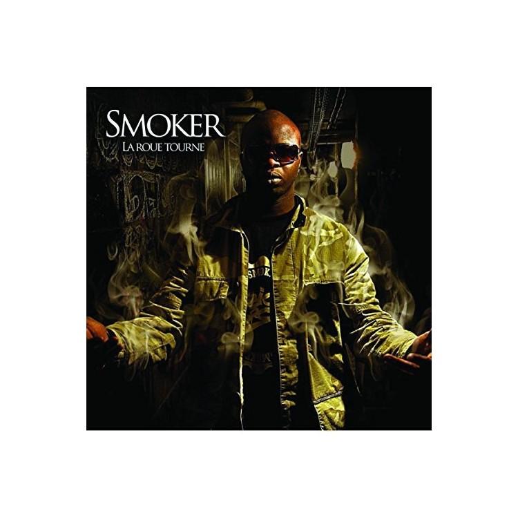 "Smoker ""La roue tourne"" cd plexi"