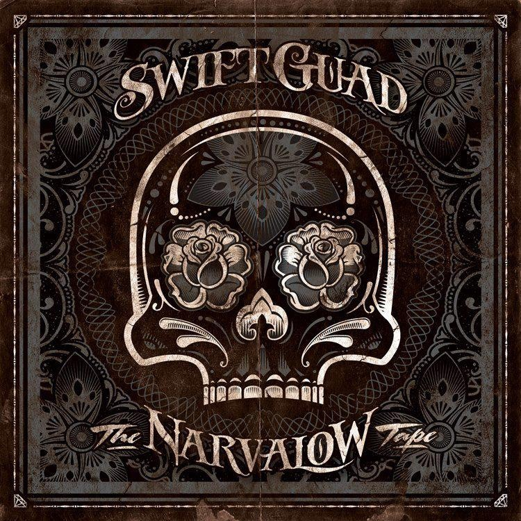 """Swift Guad """"The narvalow tape"""" cd digipack"""