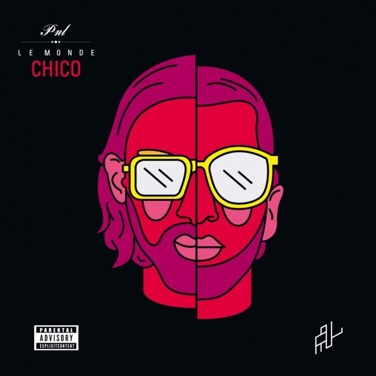 """PNL """"Le Monde chico"""" Double vinyle gatefold"""