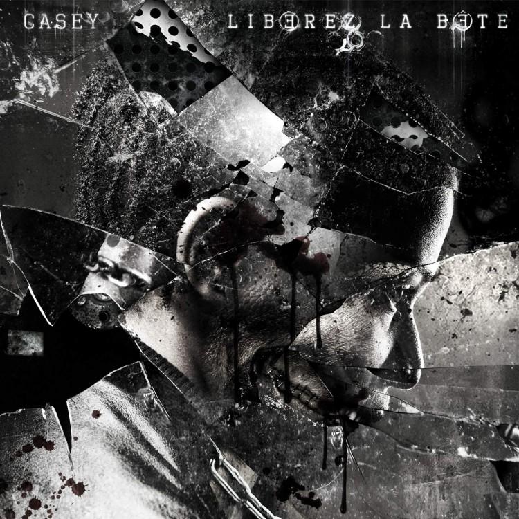 """Casey """"Libérez la bête"""" Double Vinyle Gatefold"""