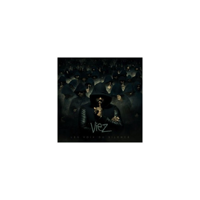 """Viez """"Les voix du silence"""" cd plexi"""