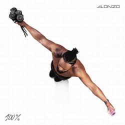 "Alonzo ""100%"" CD plexi"