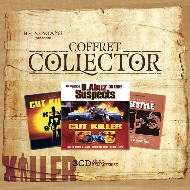 "Cut Killer ""Coffret collector"" 3 CD"