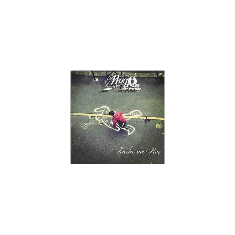 """Hugo Tsr Crew """"Fenêtre sur rue"""" Double vinyle"""