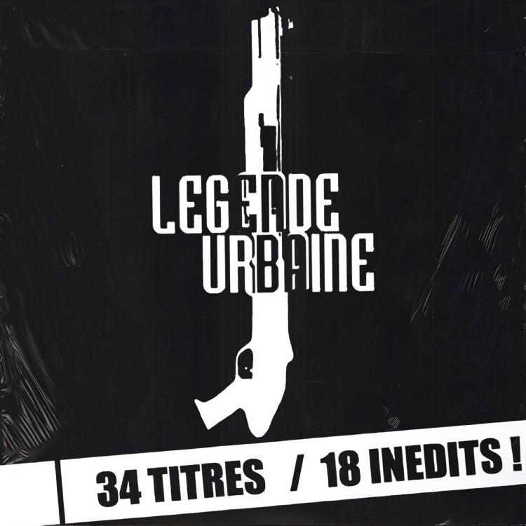 "Légende Urbaine ""L'Ecole de ma rue"" 2 CD digipack"