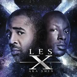 "Les X-Men ""Best Of"" Double CD digipack"