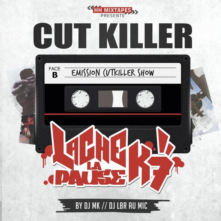 """Cut Killer """" Lache la pause K7 """" By DJ MK / Dj LBR"""