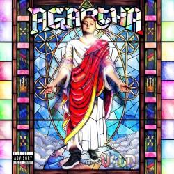 """Vald """"Agartha"""" CD plexi"""