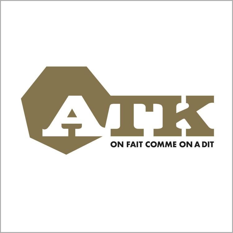 """ATK """"On fait comme on a dit""""  Double vinyle gatefold"""