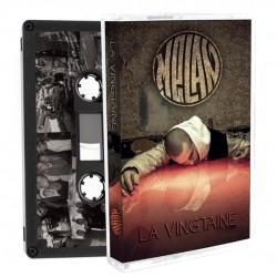 """Melan """"La vingtaine"""" Cassette collector [limitée 100 exemplaires]"""