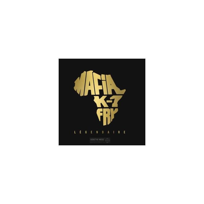"""Mafia K'1 Fry """"Légendaire"""" Vinyle"""
