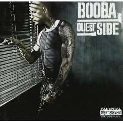 """Booba """"Ouest side"""" Double vinyle"""