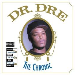 """Dr. Dre """"The Chronic"""" Double vinyle"""