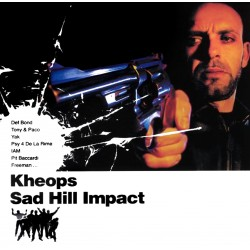 "Kheops ""Sad Hill impact"" Triple vinyle"