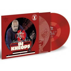 """IAM """"Anthology Mix"""" by DJ Kheops vinyle rouge limité"""