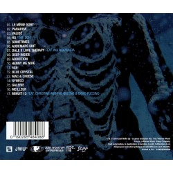 "Hamza ""Paradise"" CD plexi"