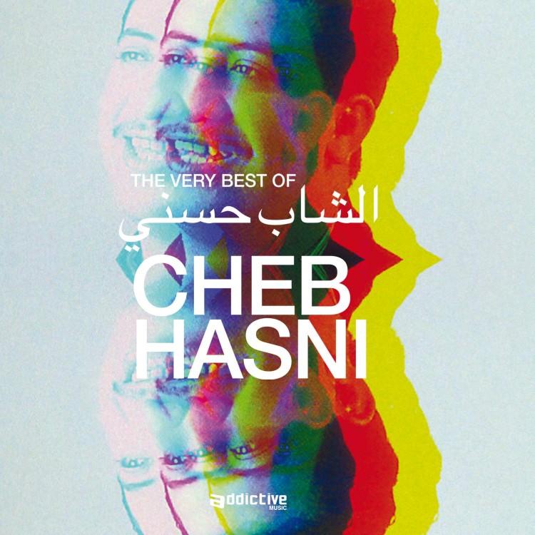 "Cheb Hasni ""The Very best of"" Double vinyle gatefold"