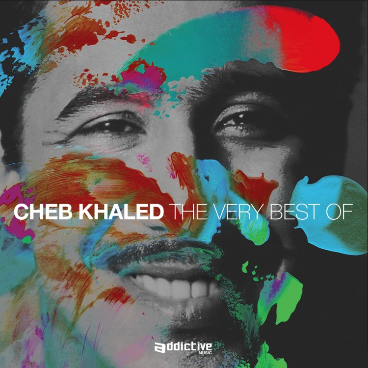 """Cheb Khaled """"The Very best of"""" CD digipack"""