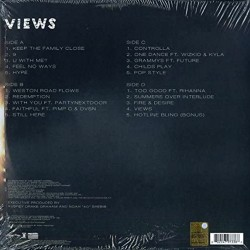 "Outsidaz ""The Bricks"" Double Vinyle Album"