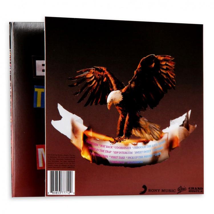 "Lil Kim ""The Naked Truth"" Double Vinyle Album"
