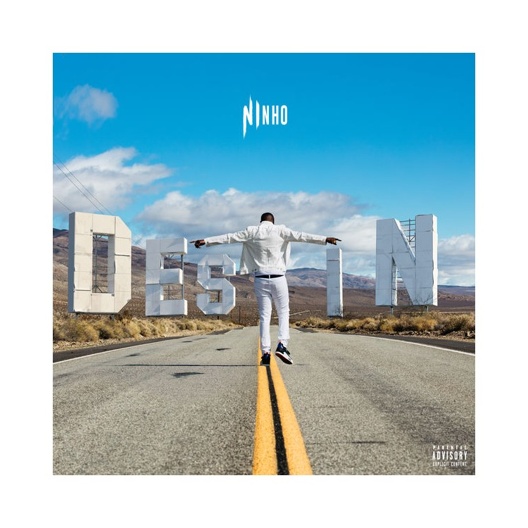 "Ninho ""Destin"" cd plexi"